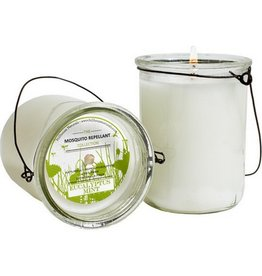 Hill House Natural Hanging Eucalyptus Mosquito Candle