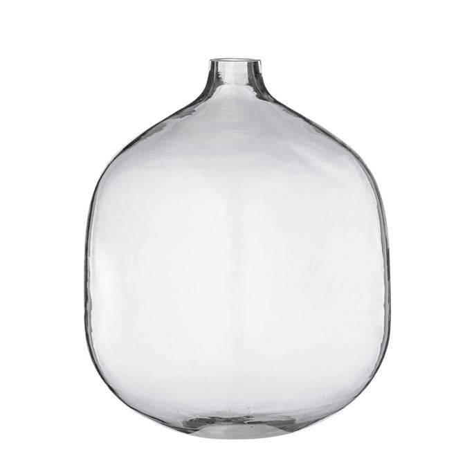 Bloomingville Glass Bubble Vase