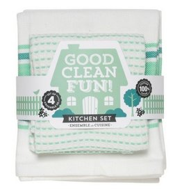 Now Designs Good Clean Fun, Spearmint
