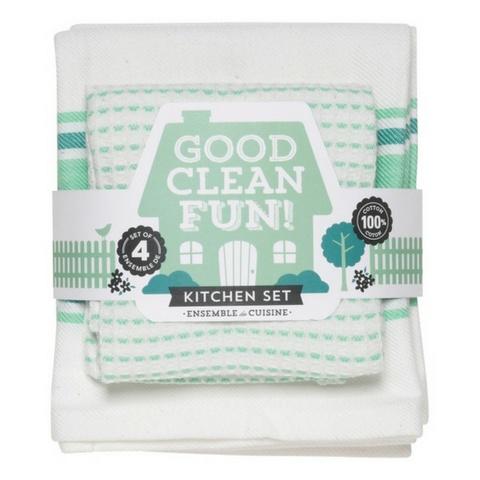 Now Designs Good Clean Fun, Spearmint
