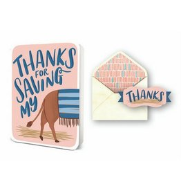 Studio Oh! Thanks For Saving My Card Set