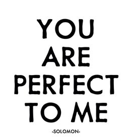Quotable You Are Perfect Magnet