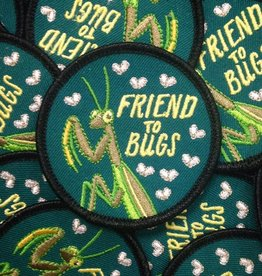 "Frog and Toad ""Friend to Bugs"" Patch"