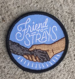 Frog and Toad Friend to Strays Patch