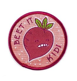 Valley Cruise Press Beet It Kid! Patch