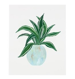 Our Heiday Dracaena Plant Print, 8 x 10