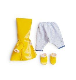 Hazel Village Raincoat Outfit