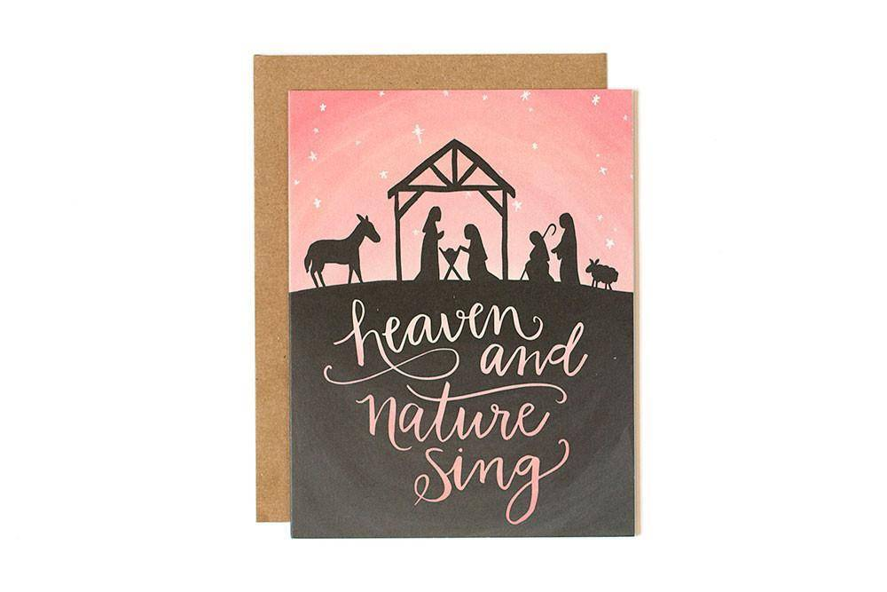 1Canoe2 Nativity Pink, Boxed