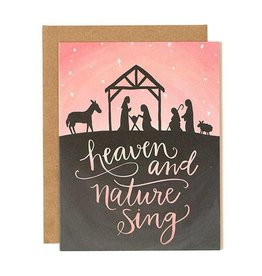 1Canoe2 Nativity Pink, Boxed