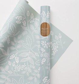 Rifle Paper Spearmint Wrap, Roll