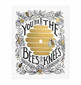 Rifle Paper Bees Knees Print