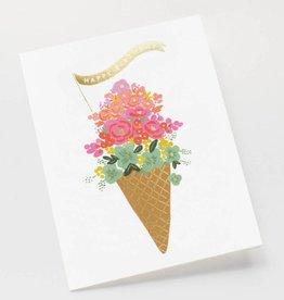 Rifle Paper Ice Cream Bday