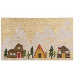 Now Designs Hit The Slopes Doormat