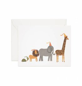 Rifle Paper Party Parade Card