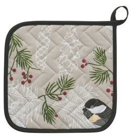 Now Designs Chickadee Potholder