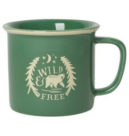 Now Designs Wild & Free Mug