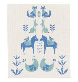 Now Designs Meadowland Swedish Dishcloth