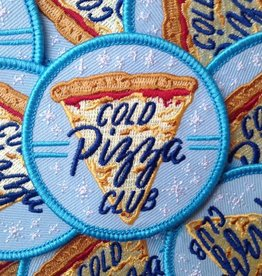 Frog and Toad Cold Pizza Club Patch
