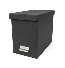 Bigso Boxes File Box Graphite