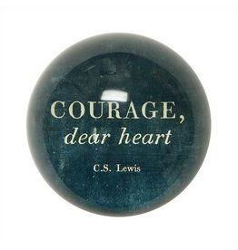 SugarBoo Designs Paper Weight - Courage