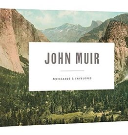 Hachette Book Group John Muir Notecards