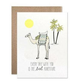 Hartland Brooklyn Adventure Camel Card