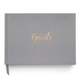 Sugar Paper Guest Book