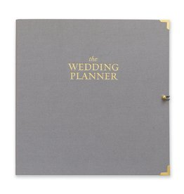 Sugar Paper Wedding Planner Gray