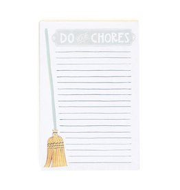 1Canoe2 Do Your Chores Notepad