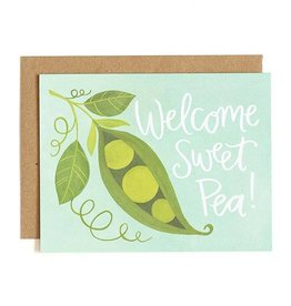 1Canoe2 Sweet Pea Card