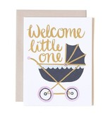 1Canoe2 Welcome Little One Card
