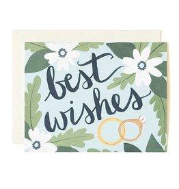 1Canoe2 Best Wishes Blue