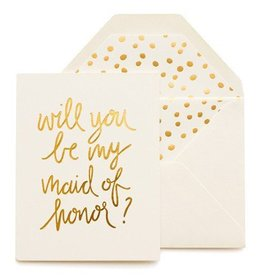 Sugar Paper Playful Maid of Honor