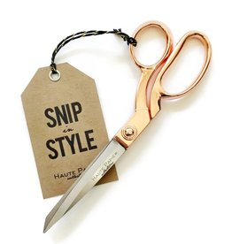 Haute Papier Rose Gold Scissors