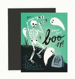 Idlewild Co. Shake Your Boo-ty Card