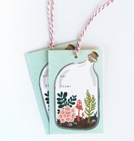 Idlewild Co. Terrarium Gift Tags