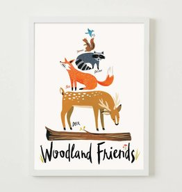 Idlewild Co. Woodland Friends 11 x 14