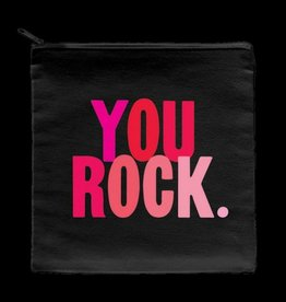 Quotable You Rock Pouch