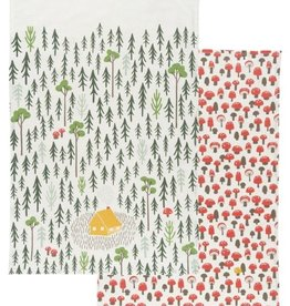 Now Designs Retreat Tea Towels, Set/2