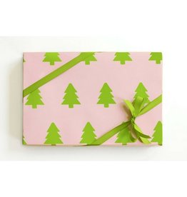 When It Rains Trees Gift Wrap