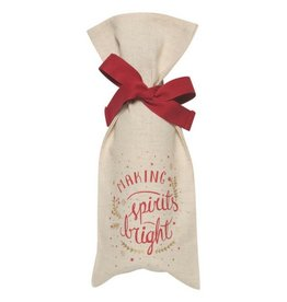 Now Designs Spirits Bright Wine Bag