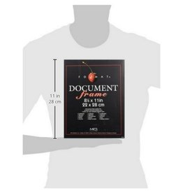 Typo Format Frame, 8 1/2 x 11