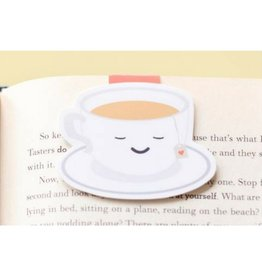Crafted Van Teacup Jumbo Bookmark