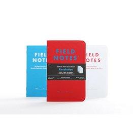 Field Notes Resolution Checklist & Datebooks