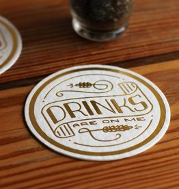 Easy Tiger Coasters - Drinks