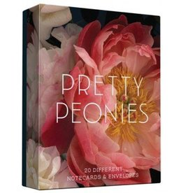 Hachette Book Group Pretty Peonies Notecards