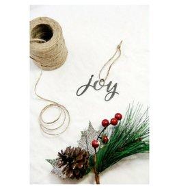 Highland Ridge Joy Christmas Ornament
