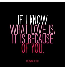 Quotable If I Know What Love Is