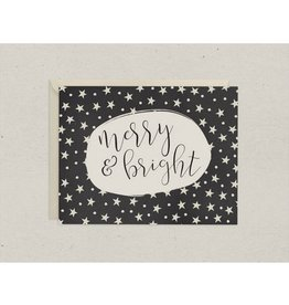 Two Pooch Paperie Merry and Bright Stars