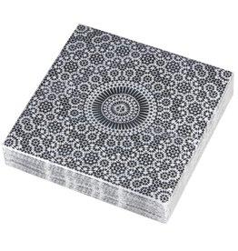 Eight Mood Alhambra Paper Napkins